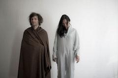 Lindstrøm & Christabelle; photo by Kim Hiorthoy.