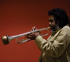 Wadada Leo Smith; photo by Scott Groller.