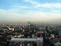 Photo of Mexico City, courtesy of El Ranchero, flickr.com