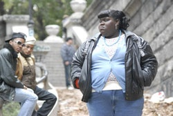 A new kind of star: Gabourey Sidibe in <i>Precious</i>. Photo credit: Anne Marie Fox. &copy; Lions Gate Entertainment.