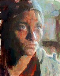 "Benin Ford, ""Portrait of a Crackhead"