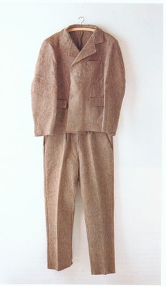 """Felt Suit� (Edition of 100). 67"