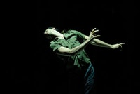 LEVYdance in <i>Everyone Intimate Alone Visibly.</i> Photo by Andrea Basile.