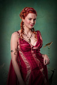 Lucy Lawless!