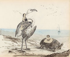 Georgina Berkeley (plate 119), From Berkeley Album 1866/71