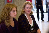 Mommy dearest: <i>The Girl on the Train</i> stars Emilie Dequenne and Catherine Deneuve.