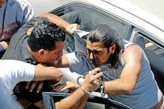 Everyday violence © Kino International.