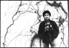 Reinaldo Arenas; photo: Jorge Camacho
