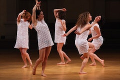 <i>X.</i> Choreography by Melinda Ring. Photo by Paula Court.