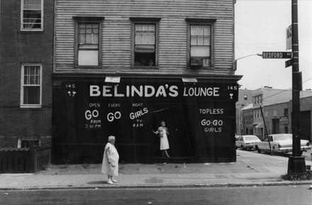 Bedford Avenue, before the boom. Photo by Anders Goldfarb.