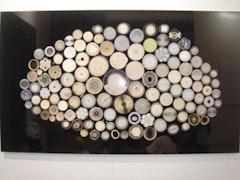 "Hong Hao, ""Bottom No. 6"" (2009).  Digital print. 47.2 x 80.7 inches."