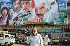 Gittoes and movie culture in Peshawar. Photo: Waqir Alam