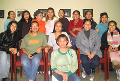 Members of the Si Se Puede! Women's Cooperative, We Can Do It! Inc, from the coop's site (www.wecandoit.coop).