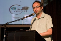 Photo of Shteyngart by Dave Shea, flickr.com.