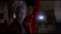 A matronly Gary Oldham as Dracula, 1992