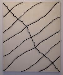"""Mario Yrisarry, """"Precincts"""" (1965). Courtesy of Mitchell Algus Gallery."""
