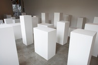 Bruce High Quality Foundation <i>Perpetual Monument to Students of Art</i> (2010). Photo by Matthew Septimus