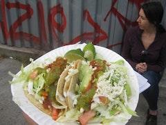 All Tour del Taco photos by Dave Kim.