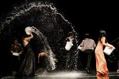 Tanztheater Wuppertal in Vollmond. Photo by Julieta Cervantes.