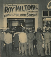 "Mainstays of the postwar Southern California ""jump blues"" scene, Roy Milton and His Solid Senders enjoyed a string of hits on local labels like Specialty, Miltone, and Dootone."