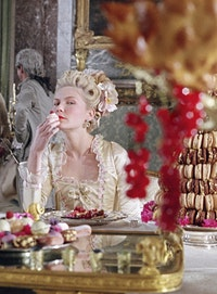 Kirsten Dunst brings it on as Marie Antoinette.