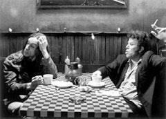 Iggy Pop and Tom Waits in Jarmusch's