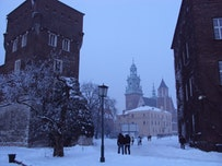 Wawel Castle and Cathedral. Photo by Alan Lockwood.