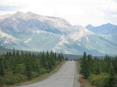 Alaska Range. Photo by Arthur D. Chapman and Audrey Bendus, flickr.com.