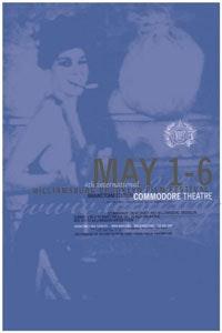 poster model: Shannon Plumb poster designer: Christian Calabro