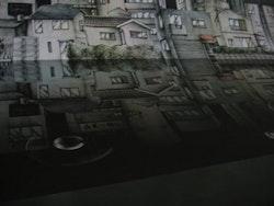 "Tabaimo, ""Telecosoup,"" 2011. Video installation, Japanese Pavilion, 54th Venice Biennale."