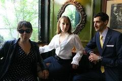 Piano Music & Song Trio: Derin Oge, Anneke Schaul-Yoder, Jordan Mclean.