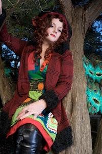 Playwright Ruth Margraff. Photo: David Little-Smith.
