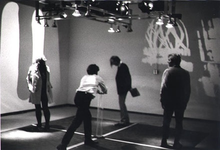 Game Room, Interactive Environment, 1968