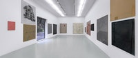 Installation view. Courtesy: the artist and Galerie Neu, Berlin. Photo, Lepkowski Studios, Berlin.