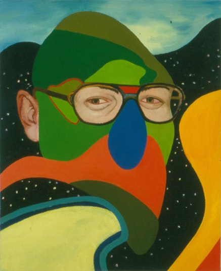 <i>Sparks</i>, 2001, Paul Brainard.