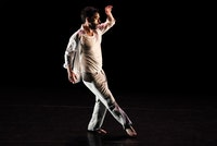 Colin Dunne in <i>Out of Time</i>. Photo by Julieta Cervantes, courtesy Baryshnikov Arts Center.