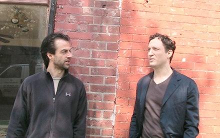 Arthur Phillips (left) and John Reed. Photos by Dustin Luke Nelson.