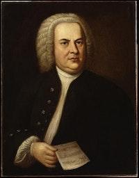 Portrait by Elias Gottwald Haussmann.