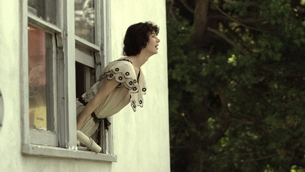 Miranda July as Sophie in <i>The Future</i>, written and directed by Miranda July. Photo Courtesy of Roadside Attractions.