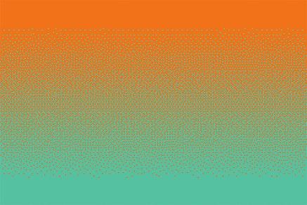 "Daniel Temkin ""Dither Study 1,"" digital print, 2011. Courtesy Devotion Gallery."