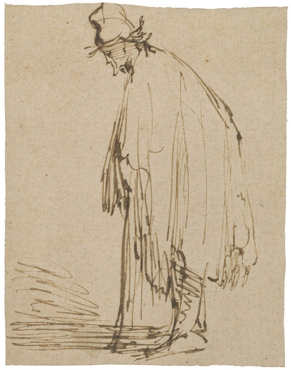 REMBRANDT'S WORLD: Dutch Drawings from the Clement C  Moore