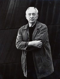 Portrait of Pierre Soulages. Courtesy Pierre Soulages and Robert Miller Gallery