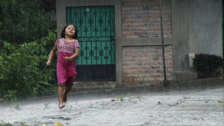 <i>El lugar m&#225;s peque&#241;o (The Tiniest Place).</i> 2011. Mexico. Directed by Tatiana Huezo Sanchez. Pictured: Cristela Lara. Image courtesy of Centro de Capacitaci&#243;n Cinematogr&#225;fica.