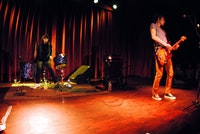 The Gories at the Bell House. Photo credit: Mike Benigno.