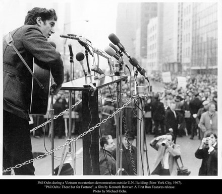 <em>Phil Ochs: There But for Fortune</em>, courtesy of Michael Ochs