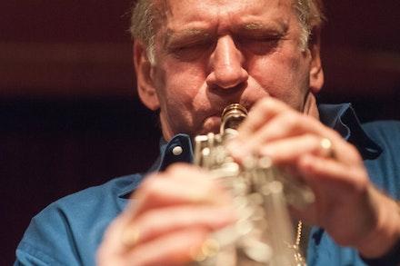 Dave Liebman. Photo: Dave Kaufman.