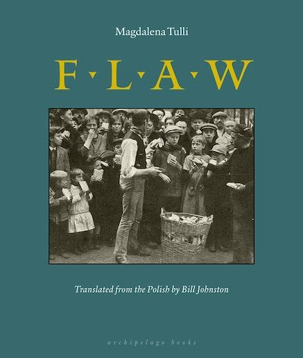 Magdalena Tulli, <i>Flaw</i> (2007). Courtesy of Archipelago Books.