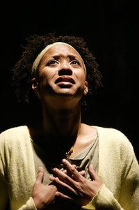 Tracie Thoms from <i>The Antigone Project.</i>