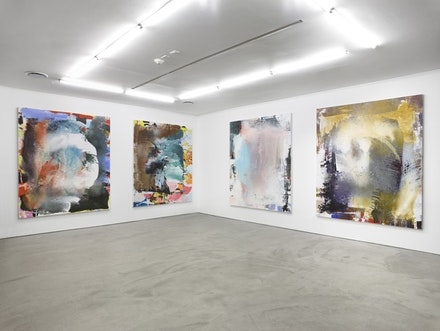 Jackie Saccoccio, installation view. Courtesy Eleven Rivington.