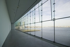 The Institute of Contemporary Art/Boston. Diller Scofidio + Renfro Architects. Founders Gallery. Photo: Peter Vanderwarker